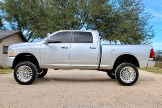 2011 Ram 2500 SLT Crew Cab 4X4 6.7L Cummins Diesel Auto LIFTED Sealy, Texas 6