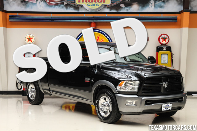 2011 Ram 3500 Outdoorsman This Carfax 1-Owner accident free 2011 Ram 3500 Outdoorsman is in great