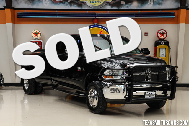 2011 Ram 3500 SLT This 2011 Ram 3500 SLT is in great shape with only 100 210 miles The Ram 3500