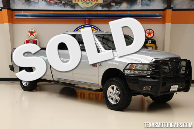 2011 Ram 3500 Lone Star This 2011 Ram 3500 Lone Star is in great shape with only 121 467 miles T