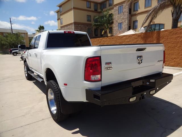 2011 Ram 3500 Laramie Mega Cab Long Bed Corpus Christi, Texas 2