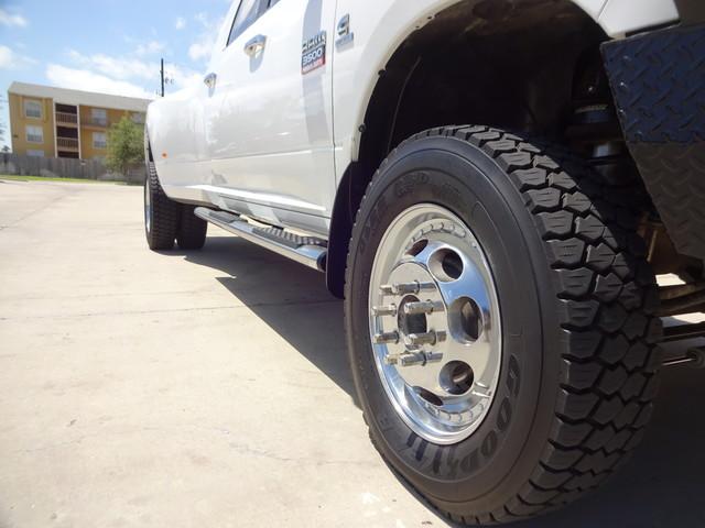 2011 Ram 3500 Laramie Mega Cab Long Bed Corpus Christi, Texas 13