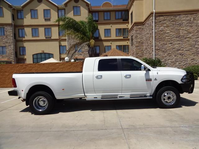 2011 Ram 3500 Laramie Mega Cab Long Bed Corpus Christi, Texas 5