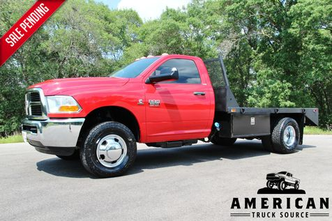 2011 Ram 3500 Flatbed - 6 Speed - 4x4 in Liberty Hill , TX