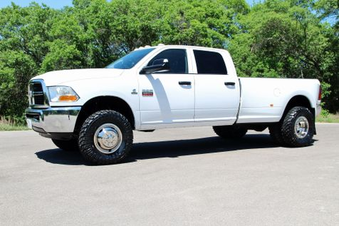 2011 Ram 3500 6 SPEED - 4X4 - LOW MILES in Liberty Hill , TX