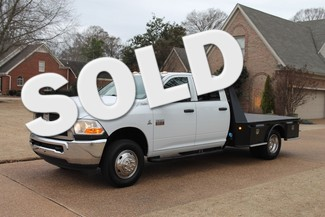 2011 Ram 3500 4WD Crew Cab Flat Bed in Marion,, Arkansas