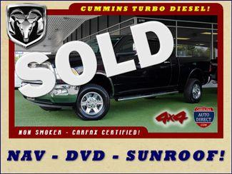 2011 Ram 3500 Laramie SRW MEGA Cab 4x4 - NAV  - DVD - SUNROOF! Mooresville , NC