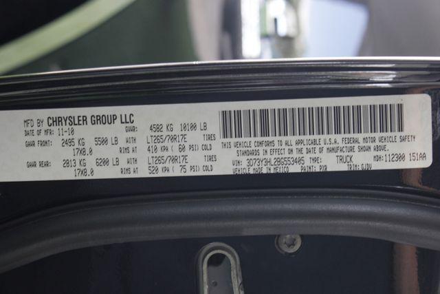 2011 Ram 3500 Laramie SRW MEGA Cab 4x4 - NAV  - DVD - SUNROOF! Mooresville , NC 45