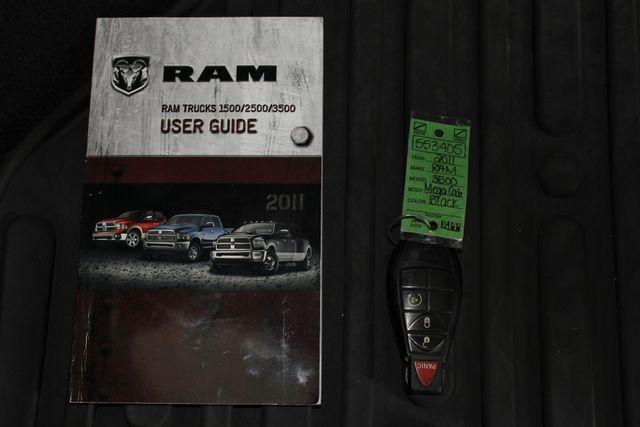 2011 Ram 3500 Laramie SRW MEGA Cab 4x4 - NAV  - DVD - SUNROOF! Mooresville , NC 20