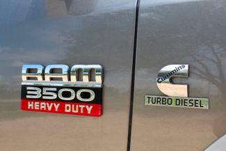 2011 Ram 3500 DRW Laramie Mega Cab 4X4 6.7L Cummins Diesel 6 Speed Manual Sealy, Texas 22