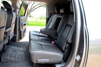 2011 Ram 3500 DRW Laramie Mega Cab 4X4 6.7L Cummins Diesel 6 Speed Manual Sealy, Texas 37