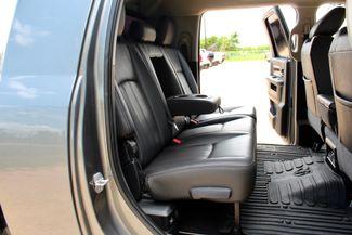 2011 Ram 3500 DRW Laramie Mega Cab 4X4 6.7L Cummins Diesel 6 Speed Manual Sealy, Texas 41