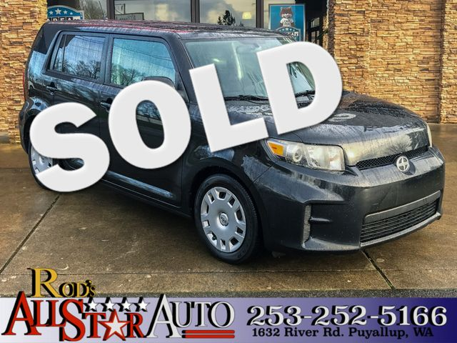2011 Scion xB This vehicle is a CarFax certified one-owner used car Pre-owned vehicles can be a s