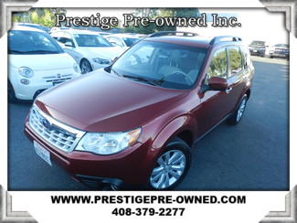 2011 Subaru Forester 2.5X Limited  in Campbell California