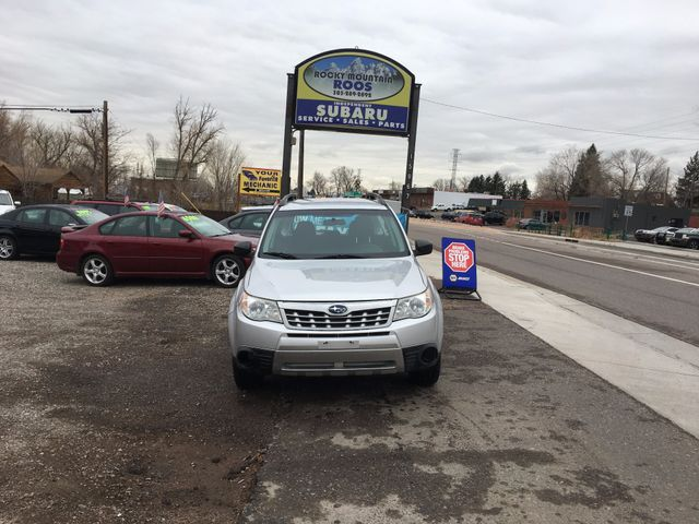 2011 Subaru Forester 2.5X - Rebuilt Engine - 30 DAY POWERTRAIN WARRANTY Golden, Colorado 1
