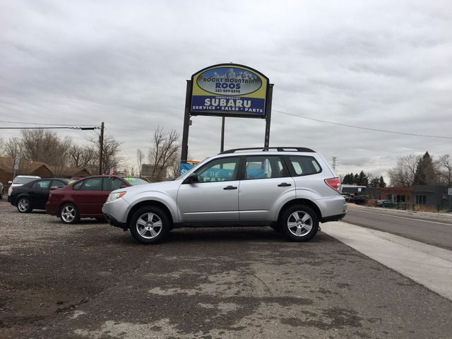 2011 Subaru Forester 2.5X - Rebuilt Engine - 30 DAY POWERTRAIN WARRANTY Golden, Colorado 4