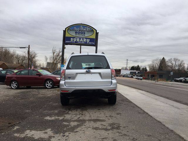 2011 Subaru Forester 2.5X - Rebuilt Engine - 30 DAY POWERTRAIN WARRANTY Golden, Colorado 5