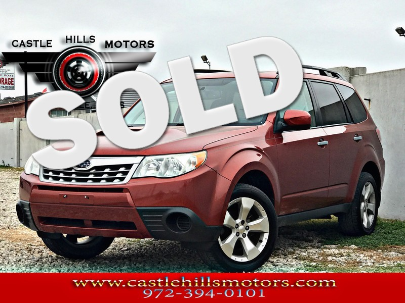 2011 Subaru Forester **INCLUDES 2 YRS FREE MAINTENANCE** 2.5XT Premium - AWD, Sunroof, & More! in Lewisville Texas