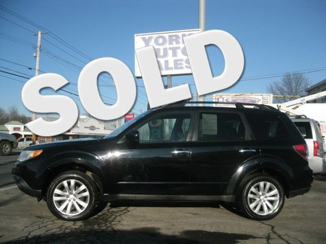2011 Subaru Forester 2.5X Premium in , CT