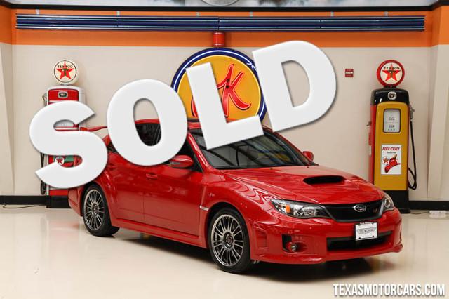 2011 Subaru Impreza WRX STI Limited This Carfax Certified Subaru Impreza WRX STI is in great shape