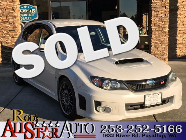 2011 Subaru Impreza WRX STI AWD The CARFAX Buy Back Guarantee that comes with this vehicle means t