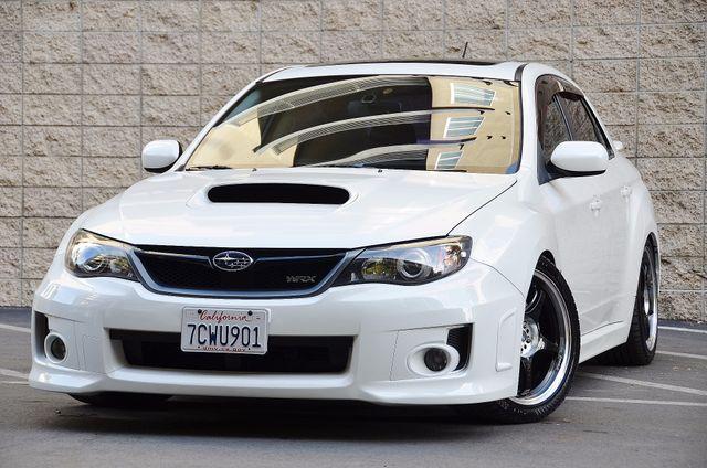 2011 Subaru Impreza WRX Premium Reseda, CA 2