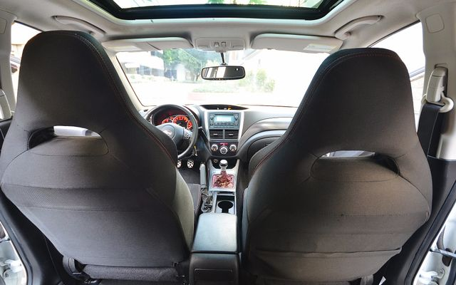 2011 Subaru Impreza WRX Premium Reseda, CA 34