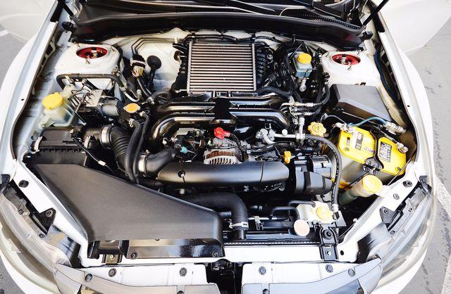 2011 Subaru Impreza WRX Premium Reseda, CA 10