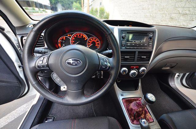 2011 Subaru Impreza WRX Premium Reseda, CA 6
