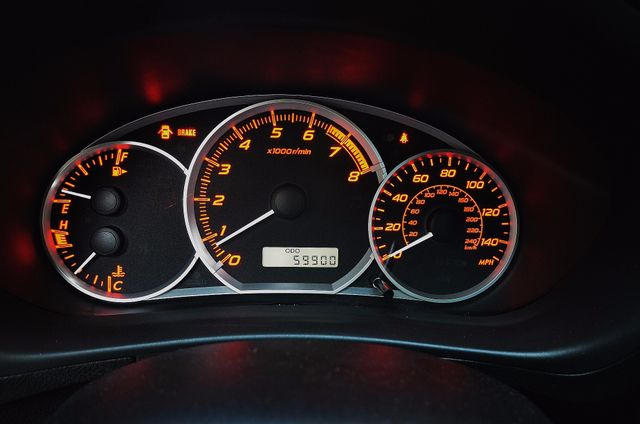 2011 Subaru Impreza WRX Premium Reseda, CA 9