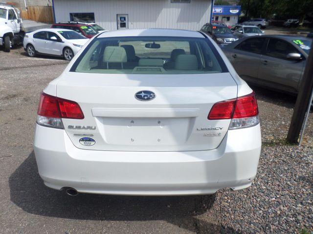 2011 Subaru Legacy 2.5i Prem AWP-Timing Belt! Golden, Colorado 4
