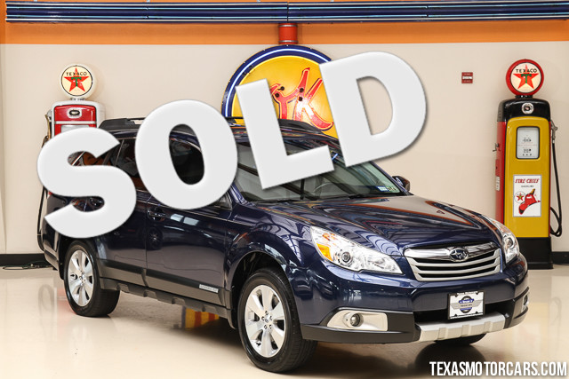 2011 Subaru Outback 36R Limited Pwr This Clean Carfax 2011 Subaru Outback 36R Limited is in grea