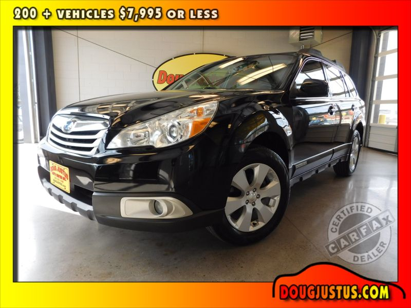 2011 Subaru Outback 25i Prem AWPHKMoon  city TN  Doug Justus Auto Center Inc  in Airport Motor Mile ( Metro Knoxville ), TN