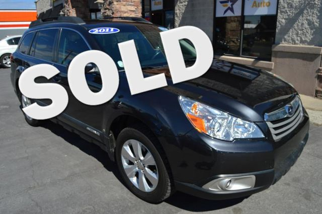 2011 Subaru Outback 3.6R Limited Pwr Moon | Bountiful, UT | Antion Auto in Bountiful UT
