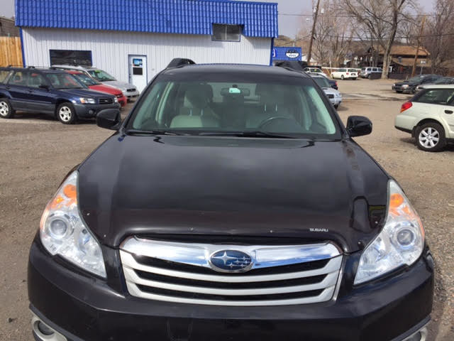 2011 Subaru Outback 2.5i Premium with All Weather Package Golden, Colorado 1