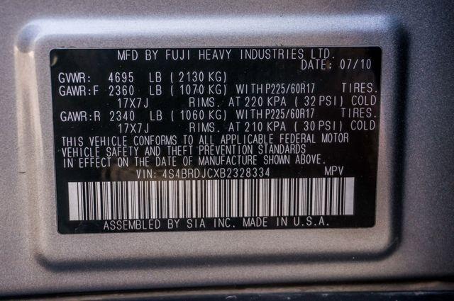 2011 Subaru Outback 3.6R Limited Reseda, CA 41