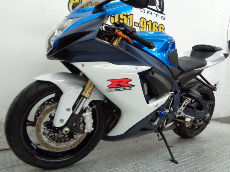 2011 Suzuki GSX-R 750   Oklahoma  Action PowerSports  in Tulsa, Oklahoma