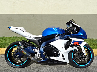 2011 Suzuki GSX-R 1000  in Hollywood, Florida