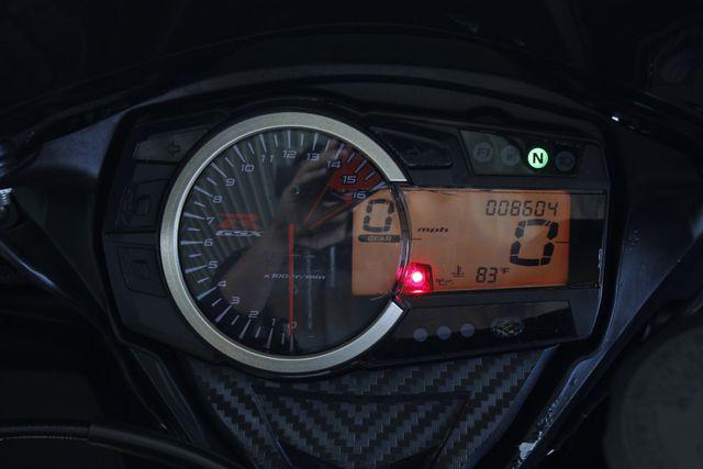 2011 Suzuki GSX-R 750 Mooresville , NC 3