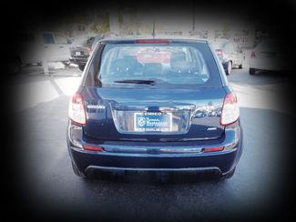 2011 Suzuki SX4 Hatchback Chico, CA 7