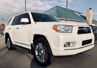 2011 Toyota 4RUN LTD Limited 4WD V6 LINDON, UT 6