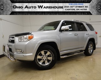 2011 Toyota 4Runner SR5 4x4 Sunroof 1-Owner Clean Carfax We Finance in  Ohio
