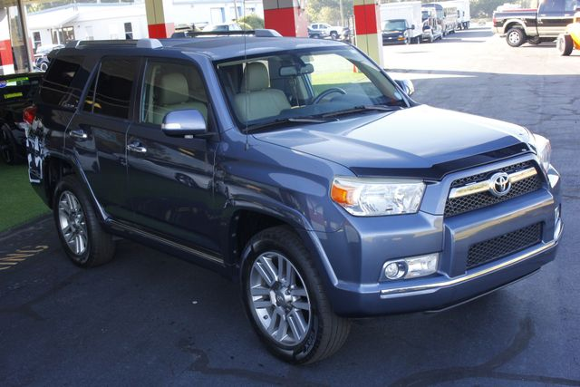 2011 Toyota 4Runner Limited 4WD - SUNROOF - HEATED LEATHER! Mooresville , NC 22