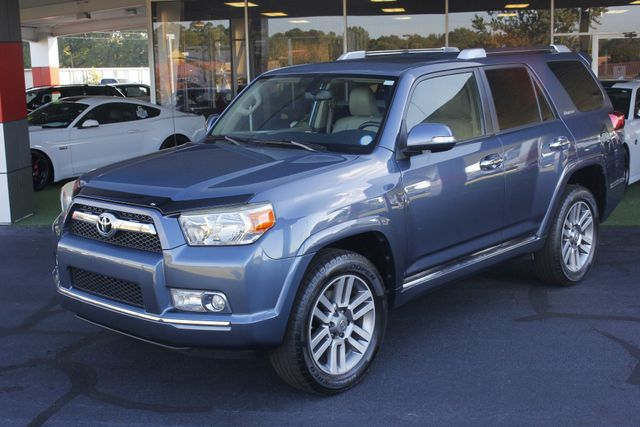2011 Toyota 4Runner Limited 4WD - SUNROOF - HEATED LEATHER! Mooresville , NC 23