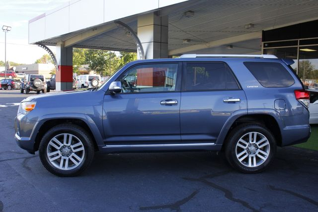 2011 Toyota 4Runner Limited 4WD - SUNROOF - HEATED LEATHER! Mooresville , NC 16