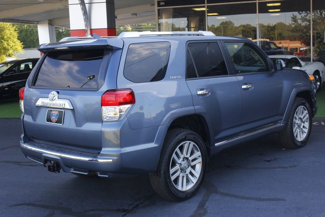 2011 Toyota 4Runner Limited 4WD - SUNROOF - HEATED LEATHER! Mooresville , NC 24
