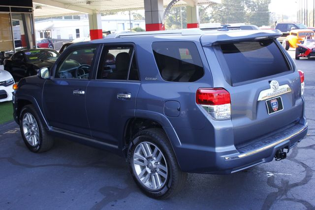 2011 Toyota 4Runner Limited 4WD - SUNROOF - HEATED LEATHER! Mooresville , NC 25