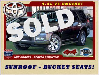 2011 Toyota 4Runner SR5 4x4 - SUNROOF - BUCKET SEATS! Mooresville , NC