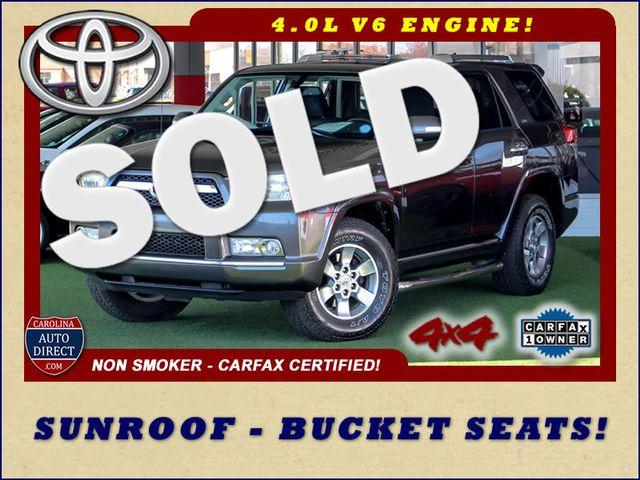 2011 Toyota 4Runner SR5 4x4 - SUNROOF - BUCKET SEATS! Mooresville , NC 0