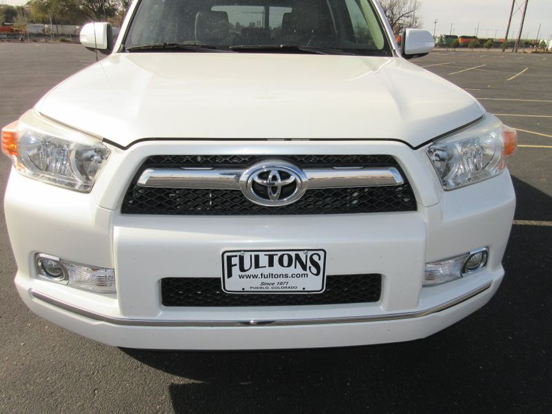 2011 Toyota 4Runner Limited  Fultons Used Cars Inc  in , Colorado